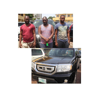 We used proceeds to travel the world - Arrested yahoo boys