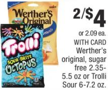 Werther's original cvs deal