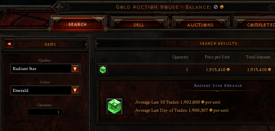 Gems are truly, truly outrageous! - Diablo III Forums