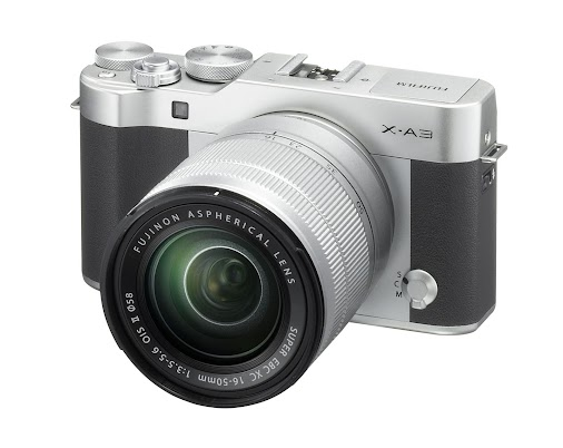 NEW Fujifilm X-A3 Mirrorless Camera Coming from my favorite world of mirrorless cameras, Fuji just released...