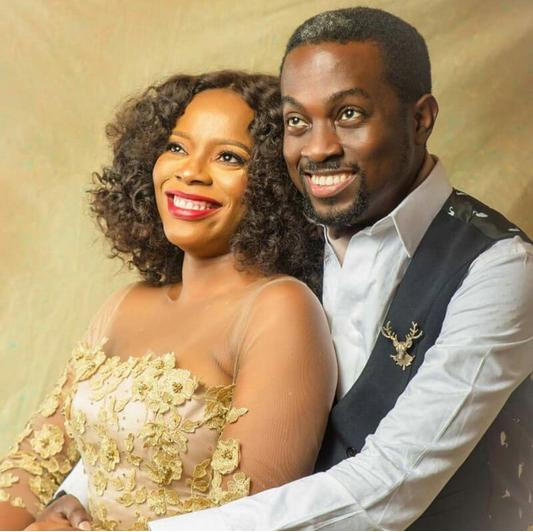 Tinsel-Stars-Iyke-Florence-Okechukwu-celebrate-5th-Wedding-Anniversary-1