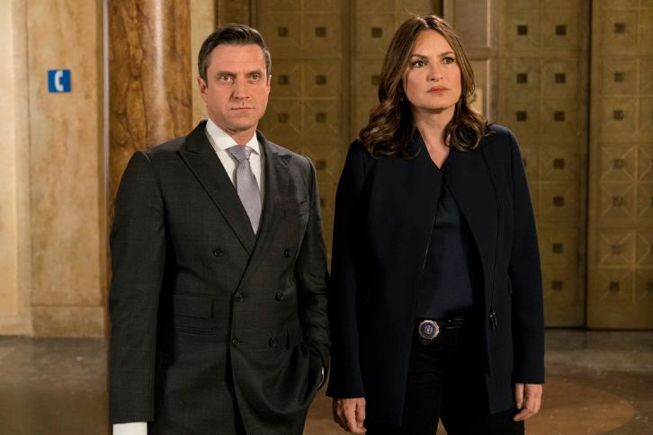 Law and Order: SVU - Episode 18.19 - Conversion - Promo, Sneak Peeks, Promotional Photos & Press Release