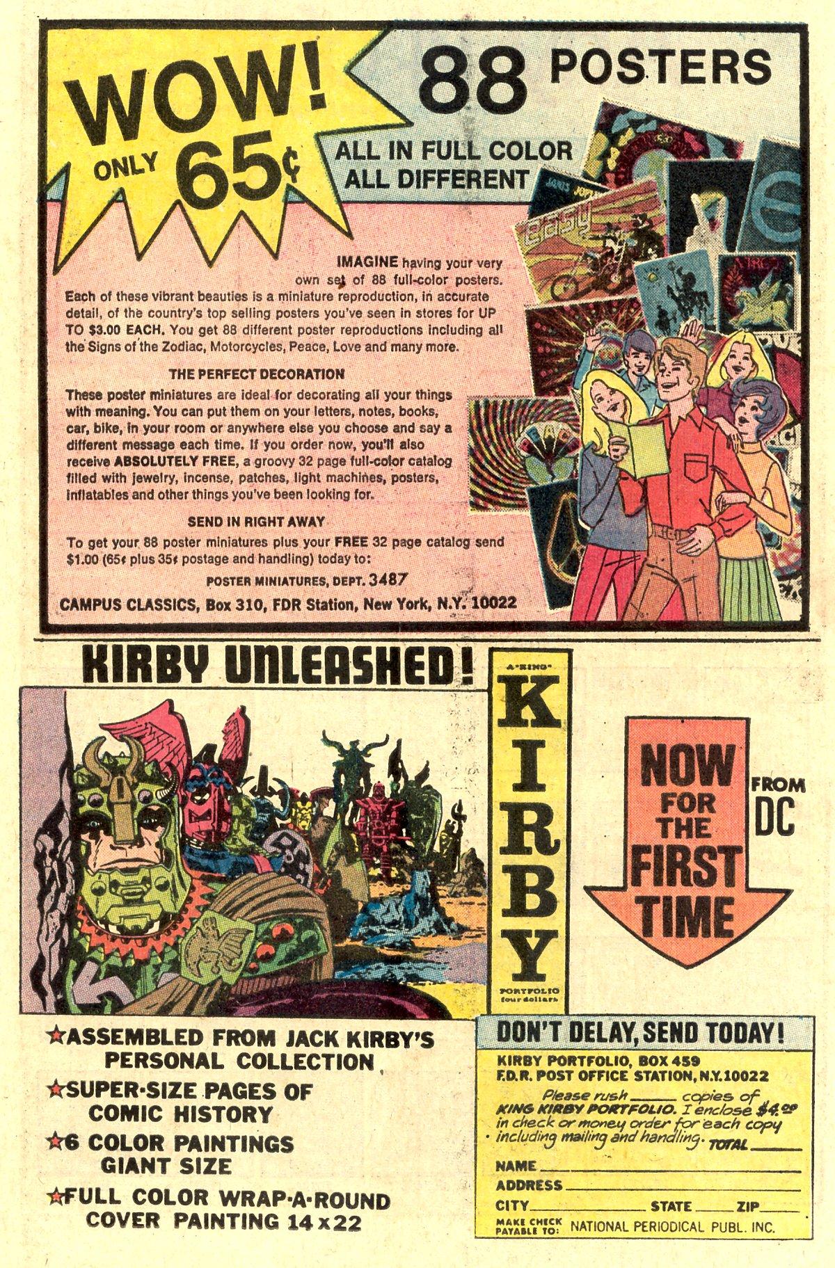 Strange Adventures (1950) issue 236 - Page 25