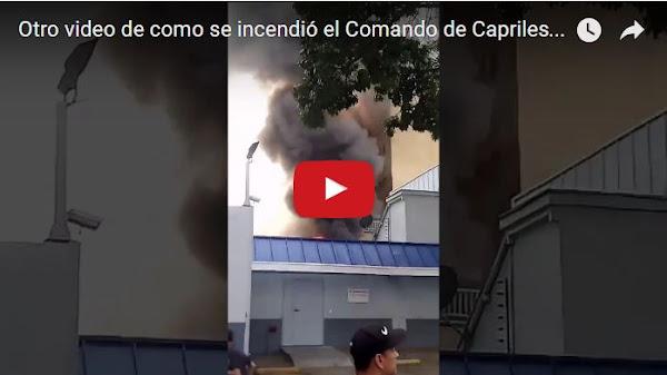 Nestor Reverol prepara plan para encarcelar a Henrique Capriles
