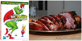 How the Grinch Stole Christmas Dinner and a Movie