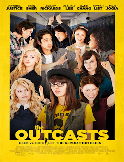 Ver The Outcasts (2017) película Latino HD