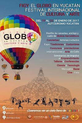 figy festival del globo yucatán 2017