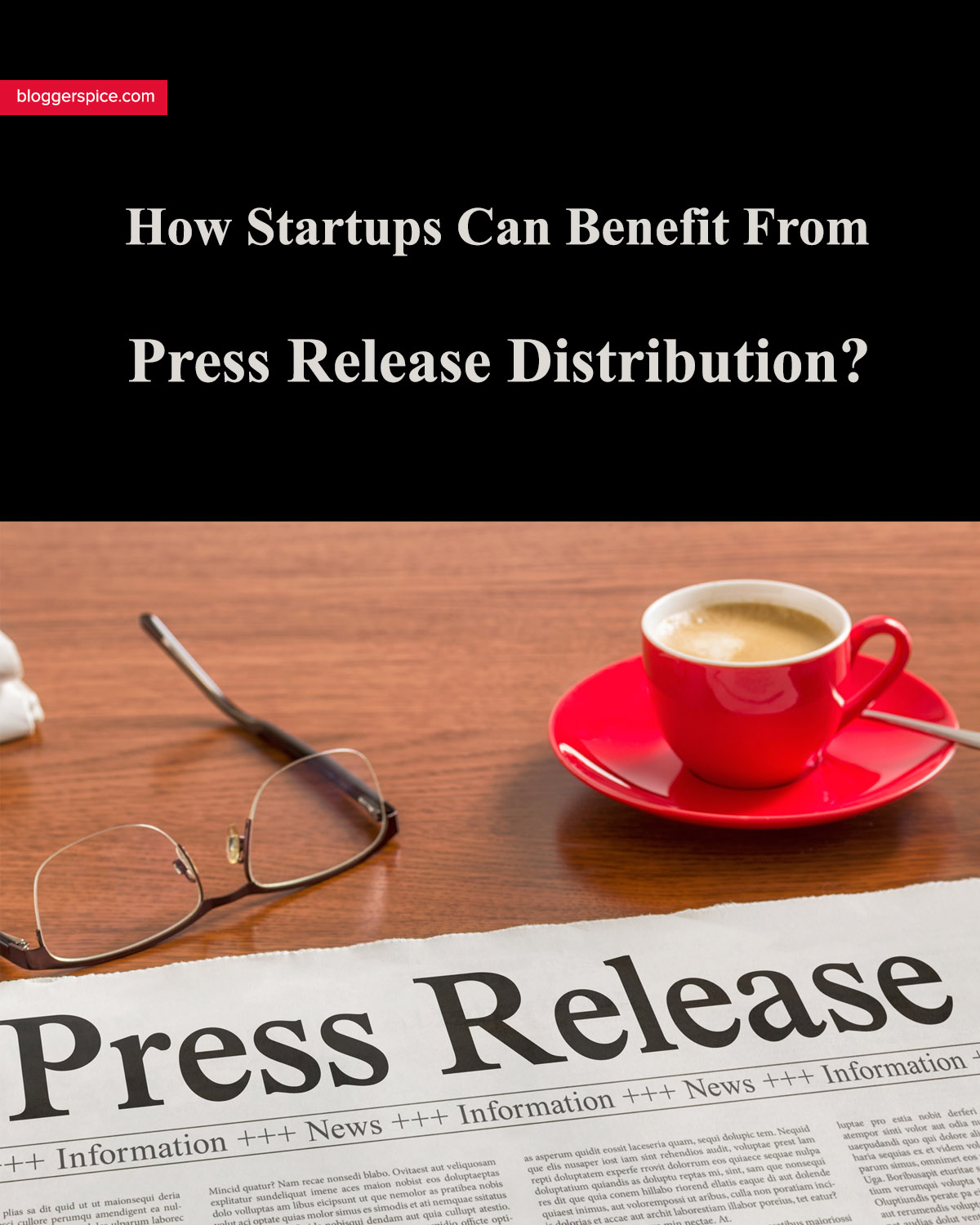 Tops 8 Ways How a Press Release Service Can Help Startups