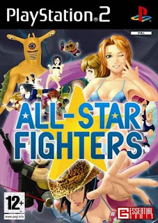 All Star Fighters: PS2 Download games grátis