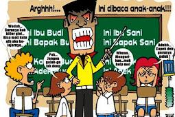 4 Hal Ini Menyebabkan Guru Tidak Disukai Siswa