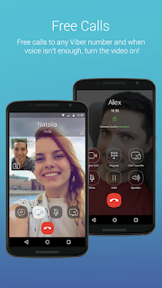Viber – Keeping in touch made easy