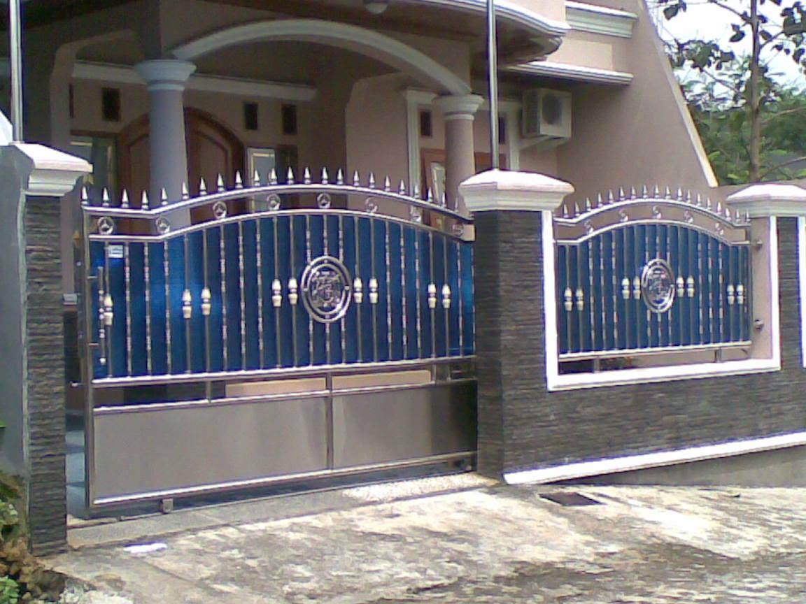 Hàng rào Ngôi nhà Hiện đại Tối giản