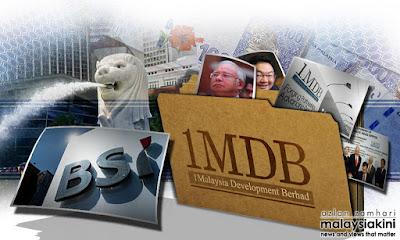 Putra Merdeka: 1MDB ~ Dakwaan Pengubahan Wang Haram Di Singapura..!