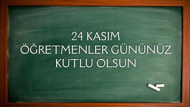 öğretmenler günü, öğretmenler günü mesajları, öğretmenler günü şiirleri, 24 kasım öğretmenler günü