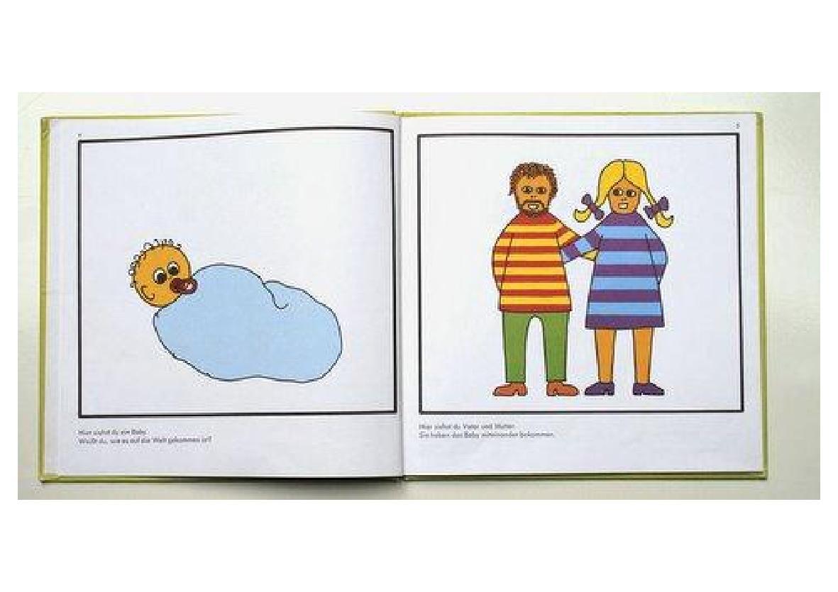 Como se hacen los bebés
