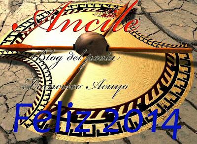 Poema para año nuevo, Francisco Acuyo, Ancile