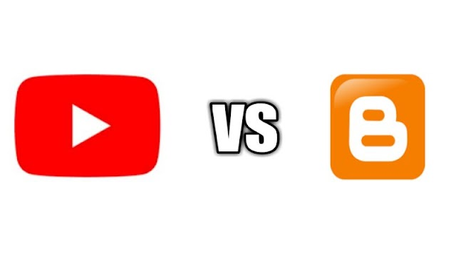 YouTube Vs Blogging Which One Is Best For Make Money