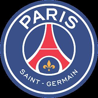 Baixar vetor escudo Paris Saint-Germain Corel Draw gratis