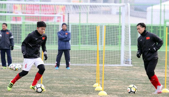 U23 Việt Nam đấu Australia, Công Phượng hết lo bị...cóng? 1