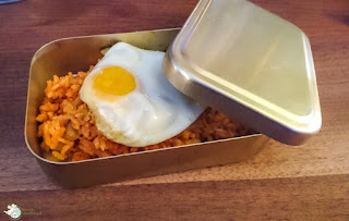 Lunchbox koreanisch