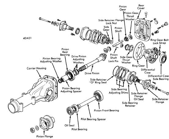 repair-manuals: Datsun 1968-76 Drive Axles Repair Manual