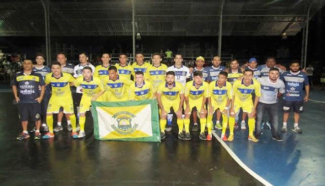 Horizonte encara o Erechim/RS por vaga na semi da Copa do Brasil de Futsal.