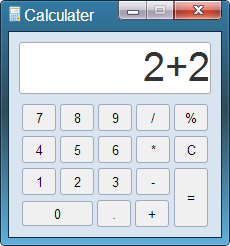 Calculator Logic using Jquery(Window 7 Calculator UI
