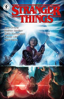 Stranger Things #1 Cover
