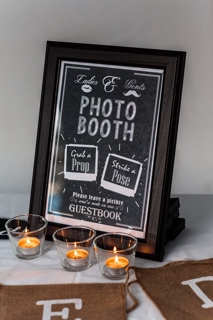 DIY Tipps für Photo Booth