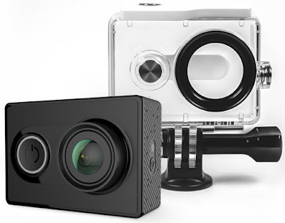 Yi Action Camera (pack)