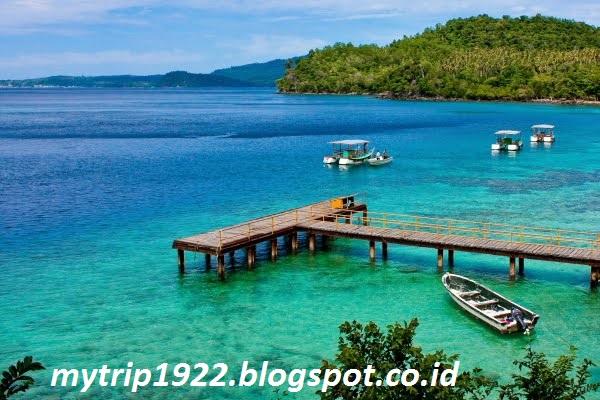 Keindahan Wisata Pulau Weh Banda Aceh Indonesia