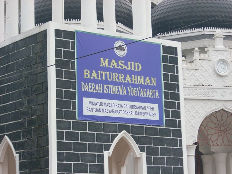 Singgah Ke Masjid Kembaran Masjid Baiturrahman Banda Aceh Di