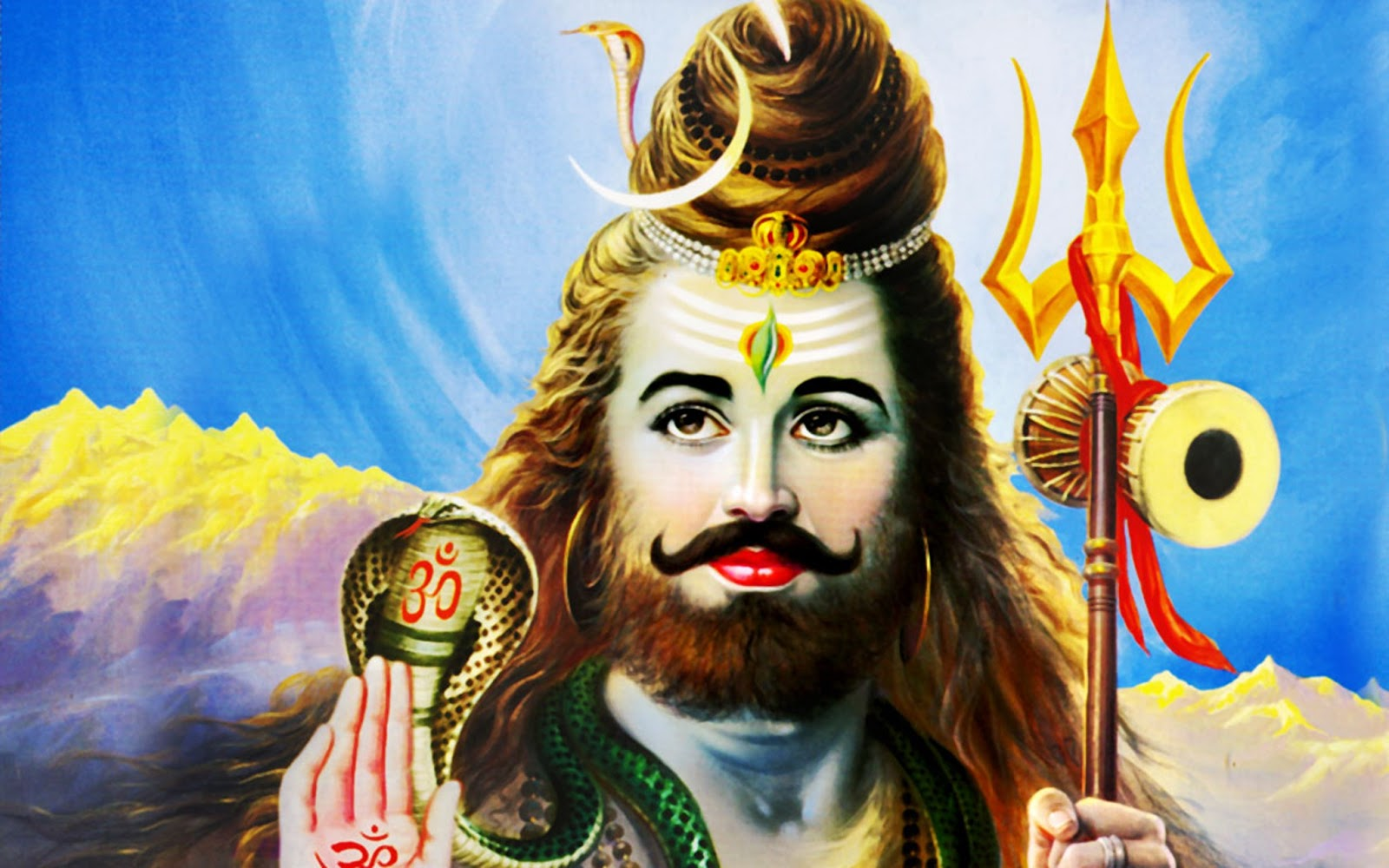 Lord Shiva Wallpapers Hd Free Download For Desktop Full