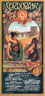 Córdoba - Feria de Nuestra Señora de la Salud 1917 - Carlos Ruano Llopis