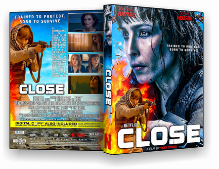 CAPA DVD – Close – ISO