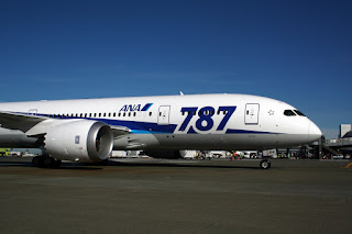 ANA Boeing 787-8 Dreamliner All Nippon Airways