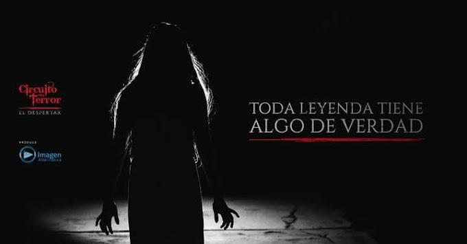 """Circuito del Terror, """"El Despertar"""" en Arequipa - Del 13 de oct al 05 de nov"""