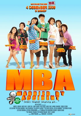 MBA (Married by Accident) Poster