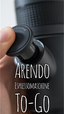 Gear of the Week #GOTW KW 50 | Arendo - Espressomaschine To-Go | Portable Kaffeemaschine Outdoor-Kaffeemaschine | Outdoor-Espressomaschine