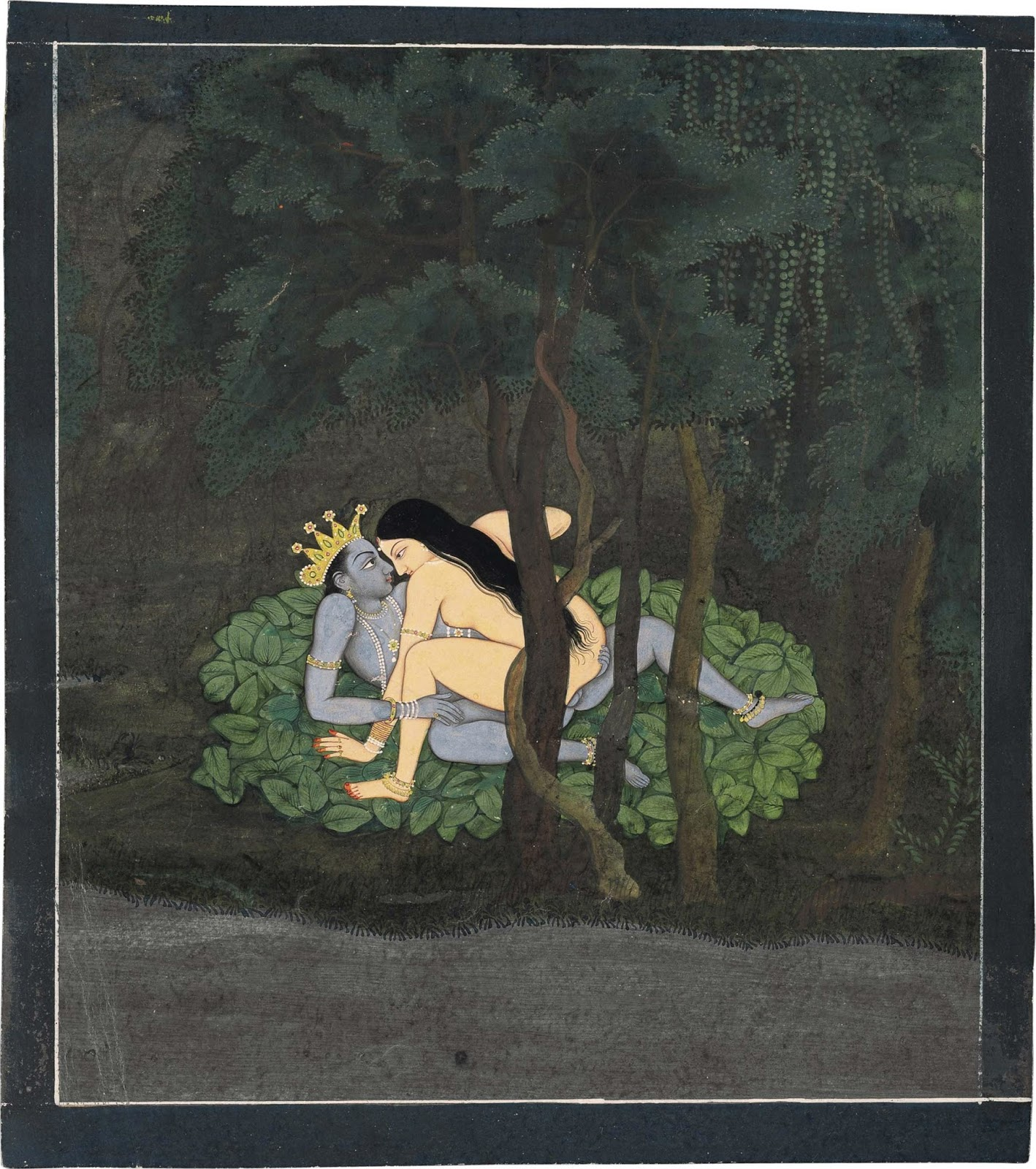 Indian kama sutra technique 10