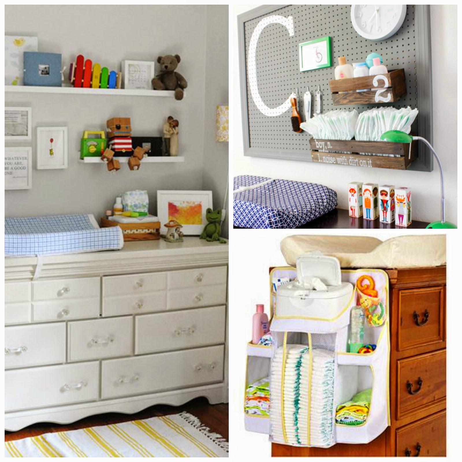 Organizing Plus 123 Nursery Organization Tips