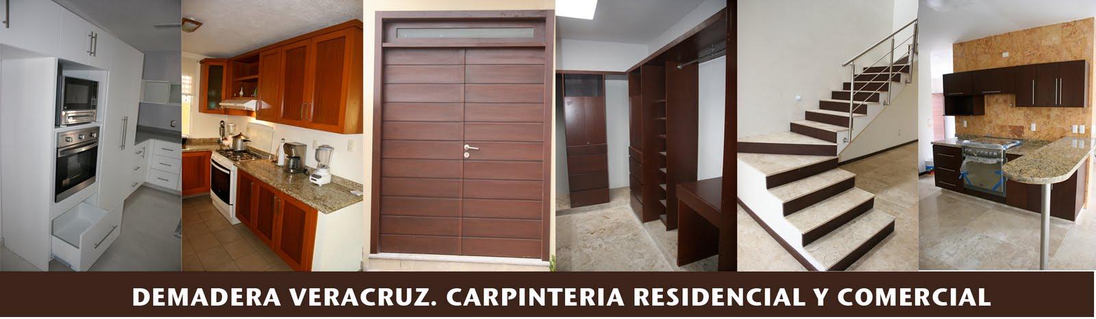 Demadera Veracruz Closets