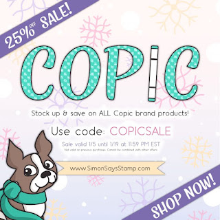 Use code: COPICSALE