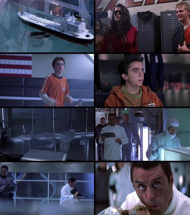 Agent Cody Banks 2003 Dual Audio Hindi 720p BluRay