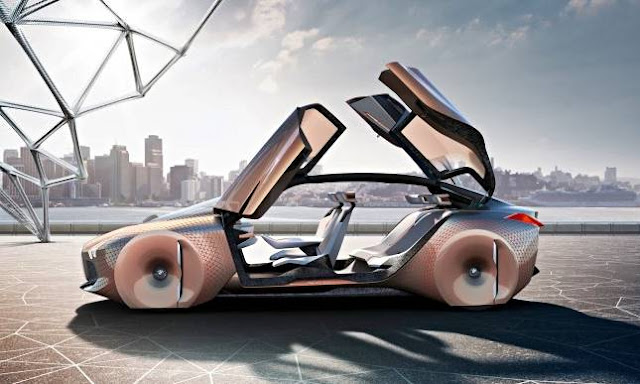 BMW To Invest In New Autonomous Tech Project