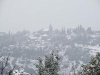 snijeg Škrip slike otok Brač Online