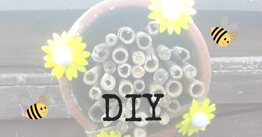how to build a bee hotel with plastic bottle