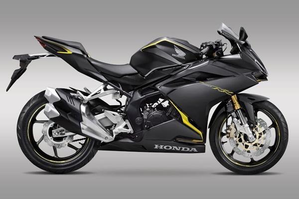 AHM Resmi Rilis Honda All New CBR250RR