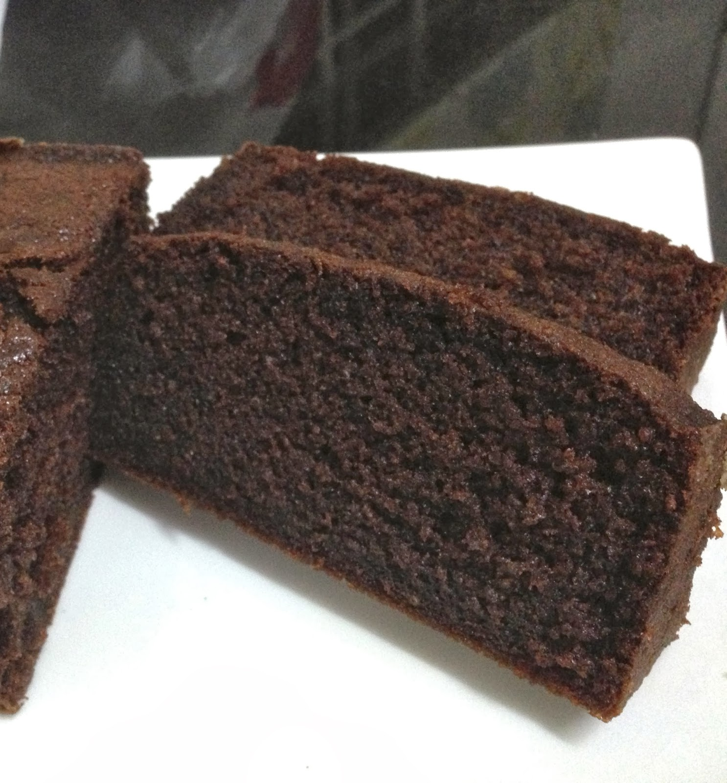 Moist Chocolate Loaf Cake Nigella