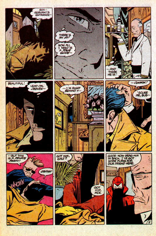 Read online Secret Origins (1986) comic -  Issue #18 - 6